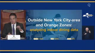 Indoor dining outlawed in NYC…