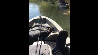 Fishing verde river