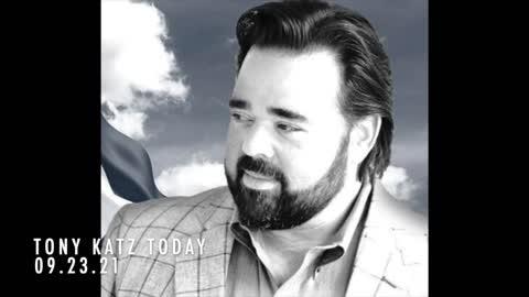 Maxine Waters Does The Hokey Pokey — Tony Katz Today Podcast