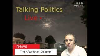 Biden's disaster in Afghanistan