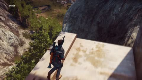 Just Cause 3 Demo Gameplay part 25 conflicting interests Mission Ending