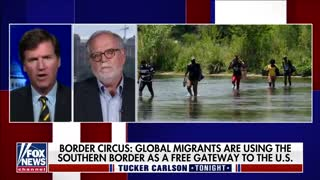 Tucker- Biden has lost control of southern border