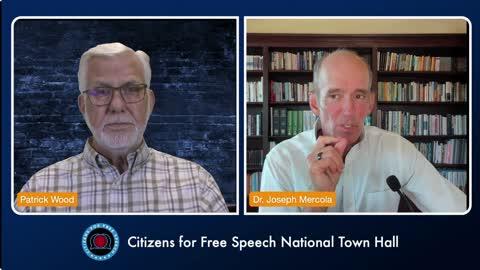 Dr. Joseph Mercola on Free Speech and Censorship