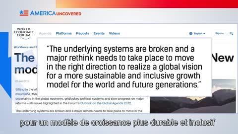 Qu'est-ce que la grande réinitialisation? | Forum économique mondial - par Chris Chappell - VOSTFR -