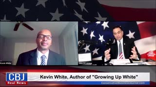 30 Year Airforce Kevin White Reveals About Obama and The U.S.A. Flag!