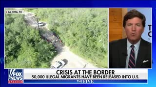 Tucker spars with Geraldo Rivera in heated segment on immigration
