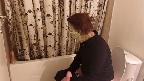 Horror Icon Michael Myers Ran out of Toilet Paper