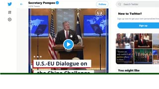 Secretary Of State Mike Pompeo Tweet Countdown?