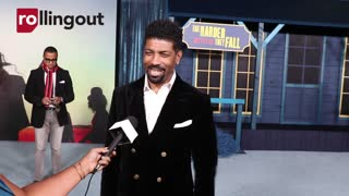 'The Harder They Fall' stars hit the red carpet in Los Angeles