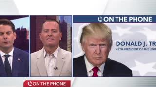 FLASHBACK! Trump talking about Deep State & Radical Left