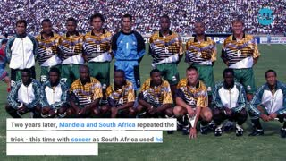 Nelson Mandela - Sport has the power to change the world