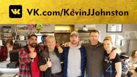 The Kevin J. Johnston Show Special Guest Tanya Gaw