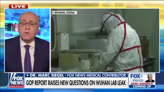 GOP report adds more evidence to Wuhan lab leak theory.