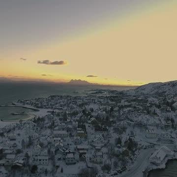 Nikolai filmet norsk vinter på sitt vakreste