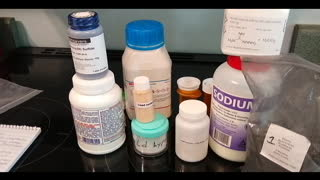 Homemade Primers - Chemical Storage Part 1