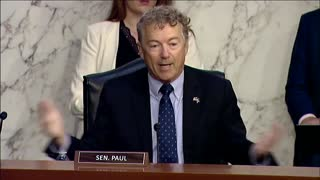 Sen. Rand Paul calls out Biden official on COVID shot: 'quit lying about natural immunity''