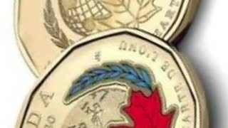 One Canadian dollars