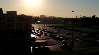 From balcony Dubai