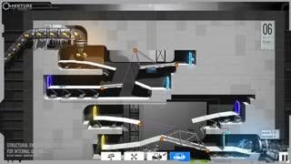 Bridge Constructor Portal Gameplay Trailer