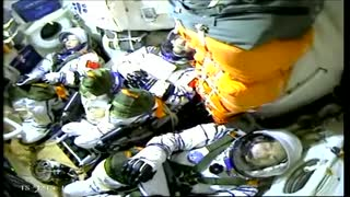 Shenzhou-13 spacecraft lifts off in China