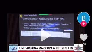 Arizona Audit results live recorded
