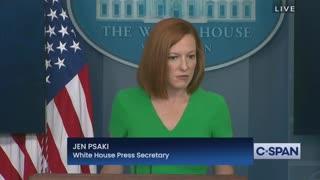 Jen Psaki GLOATS Over Government Censorship...
