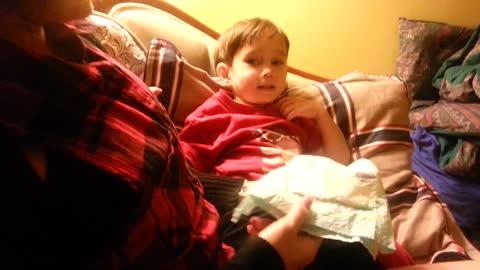 Baby Teaches Baby Talk