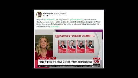 Fake News CNN calls OAN Fake News * October 7, 2021