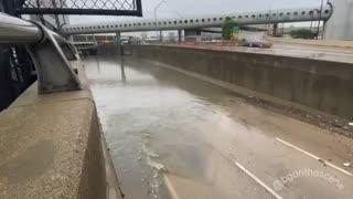 GOD flooding Detroit