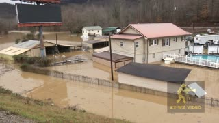 02-26-20 Bell & Knox County, KY Flooding