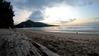 Kamala beach Phuket, Thailand.