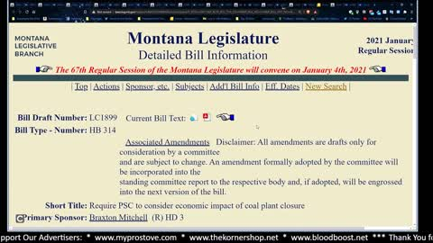 Montana HB 314 Explained