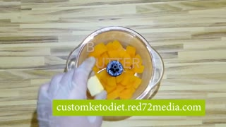 Easy Keto Diet Recipe Simple Pumpkin Soup