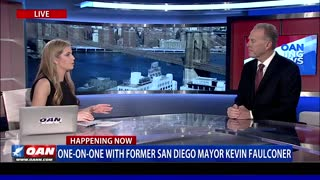 One-on-One with Fmr San Diego Mayor Kevin Faulconer
