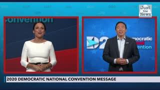 Andrew Yang endorses Joe Biden