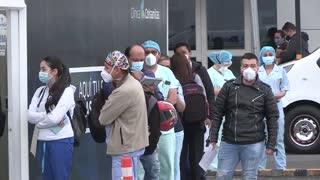 La vacunación contra covid-19 llega a las grande ciudades colombianas