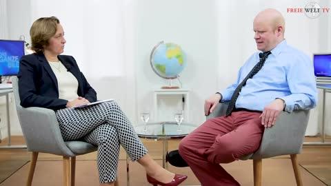 Die Herrschaft des Unrechts - Dr. Ulrich Vosgerau bei Beatrix von Storch