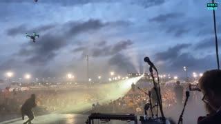 At Florida 22k concert DeSantis calls for freedom over Faucism