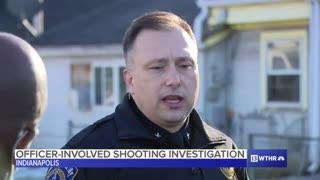 IMPD Investigating Officer Involved Shooting (Tavon Macklin 2.23.21)
