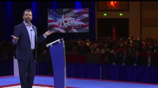 """Donald Trump Jr on Biden's Presidency: """"The first 30 days has been a disaster."""""""