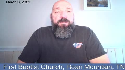 Morning Devotion With Mike - March 3, 2021