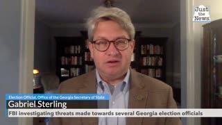 FBI investigating threats made towards several Georgia election officials