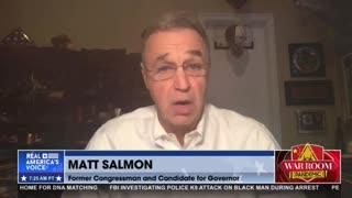 Matt Salmon - AZ Katie Hobbs should step down