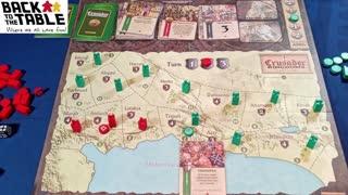 Solo Play - Crusader Kingdoms