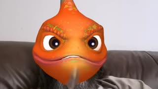 I feel like a fish
