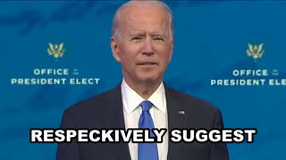 Biden speech after electoral college vote
