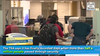 Airline industry prepares for summer travel