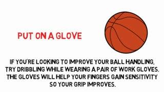 Put on a Glove