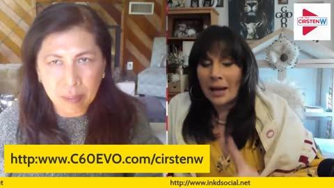 Amanda Grace Prophecies on Cirsten W