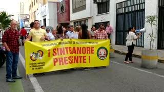 Oficina de Instrumentos Públicos de Bucaramanga completó 18 días en paro